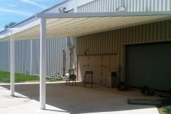Garage Door Awning