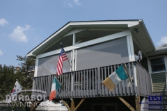 Screened in Patio Awning