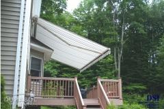 Backyard Deck Awning
