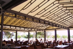 Large Tent Awning