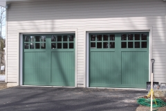 Garage Door SACO ME