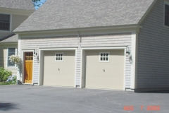 2 Light Garage Doors