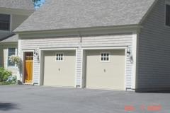 2 Light Garage Doors