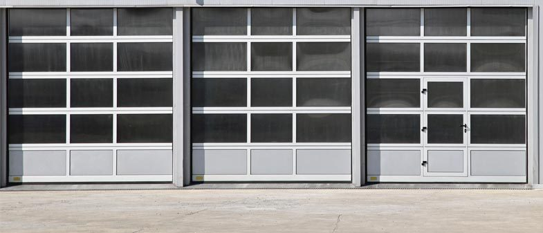 commercial garage door biddeford me