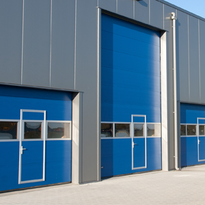 Commercial Overhead Door Sales And Services